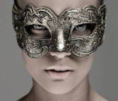 metal masquerade mask masquerade masks platinum silver themed platinum