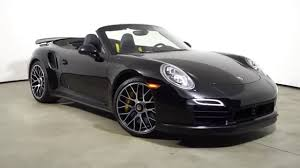porsche sedan convertible 2016 porsche 911 turbo s cabriolet for sale at walter u0027s porsche of