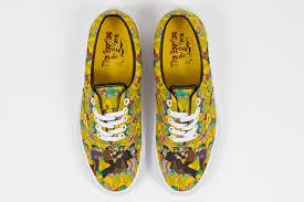 Jual Vans Beatles the beatles x vans yellow submarine pack sneaker freaker