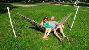 copper hammock free standing portable hammock stand inspiring