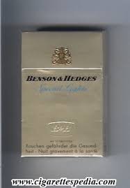 benson and hedges special lights ks 20 h blue special lights