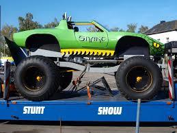 monster truck stunt show snake monster trucks wiki fandom powered by wikia