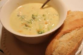 lu bird baby copy cat panera bread broccoli cheese soup recipe