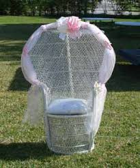 baby shower chair rental nj party rental miami accesories