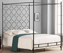 bed outstanding black metal canopy bed frame inspirational