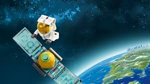 Can You See The Us Flag On The Moon Explore Space With Lego U0026 Nasa Lego Com