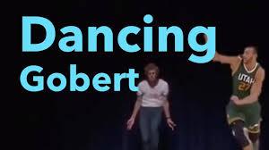Meme Dance - steph curry rudy gobert dancing highlights dance meme warriors jazz