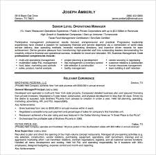 materials manager resume operations manager resume 14 useful materials for branch