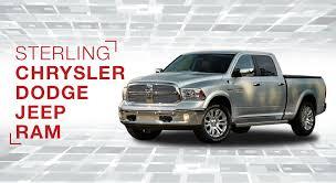 sterling dodge truck sterling chrysler dodge jeep ram home