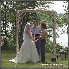 wedding arbor kits birch wedding arch arbor kit x large2 birch wedding rustic