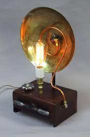dragon lamp steampunk works of art