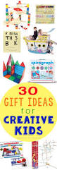30 gift ideas for creative kids happiness is homemade