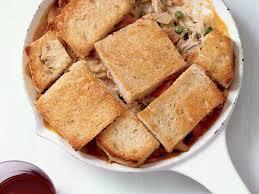 Pot Pie Variations by Skillet Chicken And Mushroom Potpie Recipe Grace Parisi Food