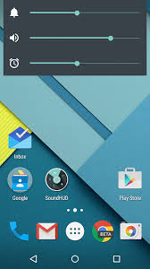 android volume soundhud is a volume app based on noyze with support for