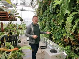 amazon plants amazon s growth on full display in greenhouse where exotic plants