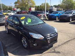 used ford focus 2012 used 2012 ford focus sel for sale in wi vin