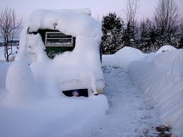 Rv Winter Garden Winter Snow Load Can Seriously Damage Your Rv The Rving Guide