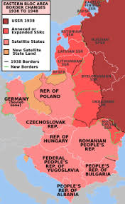Who Coined The Phrase The Iron Curtain Cold War Wikipedia