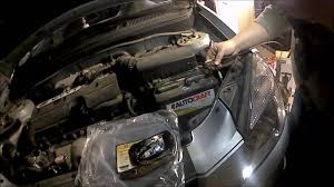 hood release cable replacement diy 2006 2009 kia rio youtube