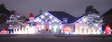 christmas light display synchronized to music images of christmas trees with led lights home design ideas indoor
