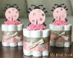 Ladybug Baby Shower Centerpieces by Its A Little Lady Etsy