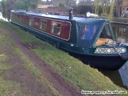 swap oriole live aboard trad narrow boat 50ft live in lymm