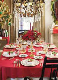 christmas dinner centerpiece ideas table settings for dinner party