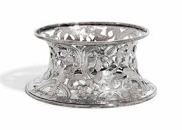 silver dish ring holder images A george iii irish silver dish ring dublin circa 1780 maker 39 s jpg