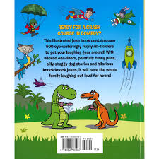 the laugh out loud joke book by sean connolly adventure stories