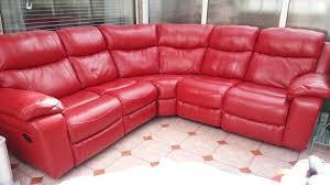 Red Corner Sofa by Red Leather Corner Sofa U2013 Hereo Sofa