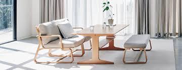 Dining Table Sizes Oak Wood Living Dining Furniture Muji
