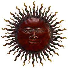 New Trends In Home Decor 88 Best Outside Sun Decor Images On Pinterest Sun Shine Metal