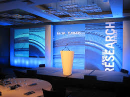 Stage Backdrops Multi Dimensional Stage Backdrop Corporate Events Pinterest