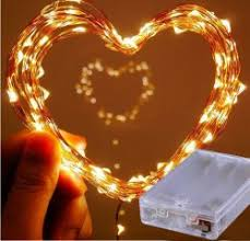 copper wire led lights 5m 50leds copper wire led christmas lights string light holiday pn