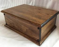 large wooden box wooden keepsake box etsy