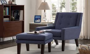 Overstock Ottoman Storage by How To Match An Ottoman And Chair Overstock Com