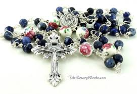 beautiful rosaries etsy rosary guild team