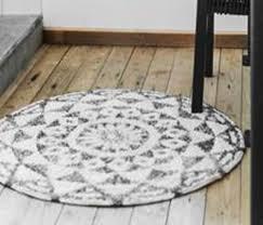 bathroom rug ideas ideas round bathroom rugs inside artistic bursting flower bath