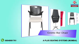 Office Chair Price In Mumbai Executive U0026 Office Chairs By A Plus Seating Systems Mumbai Youtube