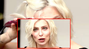 Bob Frisuren Locken Stylen by Tutorial Undone Locken Mit Dem Glätteisen Bob Frisur