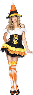 candy corn costume candy corn witch costume party city costumes