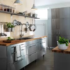 Best  Ikea Faktum Ideas On Pinterest Küche Faktum - Stainless steel kitchen cabinets ikea
