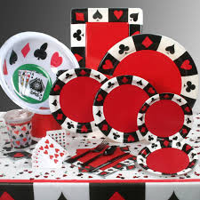 themed party supplies casino themed party ideas wallpaper birthday party supplies for