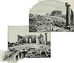 Parthenon Interior Athens Part 3