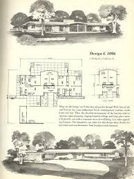 mid century modern house plan vintage house plans mid century homes 1960s modern home design