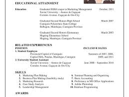 Make A Resume Free How Can I Make A Resume Resume Example