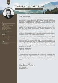Best Resume Cover Letter 2017 by Free Professional Modern Resume Cv Portfolio Page U0026 Cover