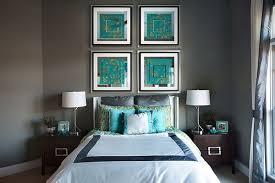 chambre marron et turquoise 20 idées de décoration de chambre bleu turquoise