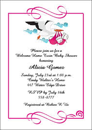 welcome home baby shower free welcome home wording for 99 baby shower party invites
