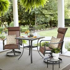 Bistro Patio Table Smith Marion 3 Rocker Bistro Patio Set Shop Your